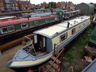 51ft Trad stern Narrowboat built circa 1991 by Kennet & Avon