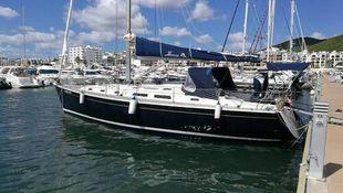 2004 Hanse 411 Yacht
