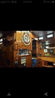 Trireme 43 motor sailer