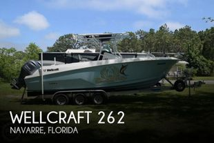 2019 Wellcraft 262 Fisherman
