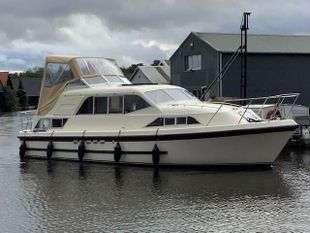Bounty 34 - Sovereign Flybridge