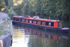 Rachel: 65' Traditional Narrowboat (Project)
