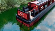 Oakums 60ft Narrowboat NEW