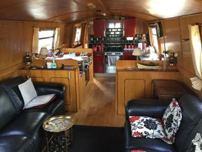 Galley & Saloon
