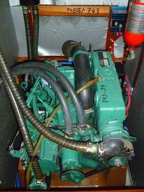 Larger 30hp Engine