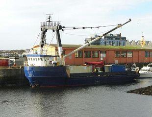 General Cargo Ship abt 400 DWT blt 1983 in Netherlands upgraded  2017
