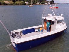 Deltastar 28 Work Boat