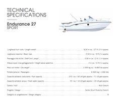 Cranchi Endurance 27