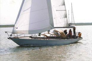 1969 Holman 34
