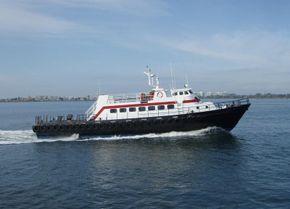 85' Aluminum Crew Boat