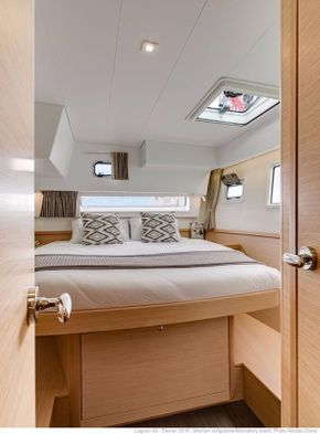 Manufacturer Provided Image: Lagoon 42 Cabin
