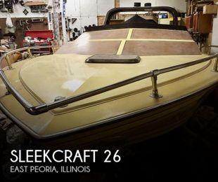 1977 Sleekcraft Ambassador 26