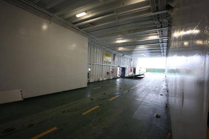 RO- PAX FERRY - CARGO- CAR DELIVERY TIME 31.12.2020
