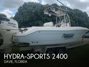 2005 Hydra-Sports Vector 2400CC