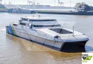 70m / 300 pax Passenger / RoRo Ship for Sale / #1054977