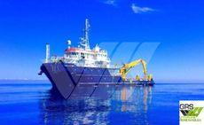 50m / DP 2 Offshore Support & Construction Vessel for Sale / #1072425