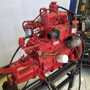 Bukh DV 24 Inboard Diesel for boat, keel cooled - used good