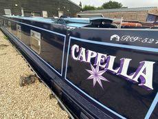 57ft Semi Trad Capella