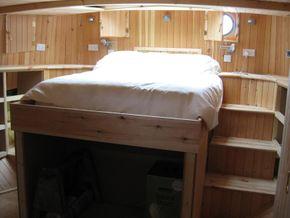 Aft/Master cabin