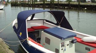 Wanted Motor launch with inboard diesel