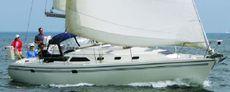 Catalina 42 mkII 3-Cabin Pullman