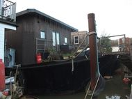 Substantial Houseboat