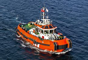 Tugboat Conventional or ASD Drive