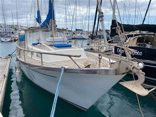 1983 Nauticat 361