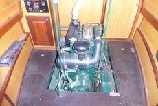 Sussex Steve Hudson 60ft Trad 2002 Beta JD3 Tug Engine