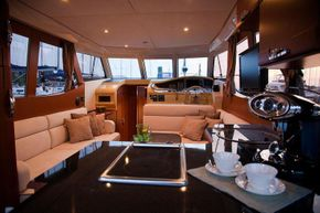 Manufacturer Provided Image: Greenline 33 Interior