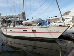 Swedish Built 52 ft Cutter Yacht for sale Langkawi