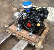 Yanmar 3 cylinder