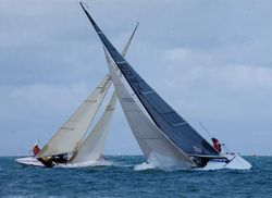 1981 Pelle Petterson 6 Metre