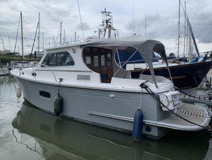 2016 Jersey 30 Motor Boat