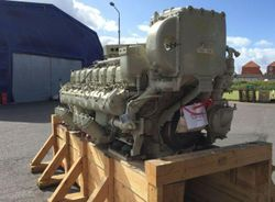 MTU 16V 396 TB84  marine diesel engines