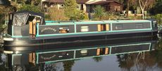 2008 57ft Liverpool Boat Cruiser stern