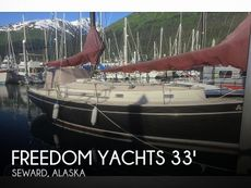 1981 Freedom Yachts Cat-Ketch 33