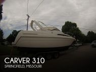 1995 Carver 310 mid cabin express