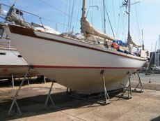 42ft Bermudan Ketch, Holman design 1967
