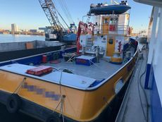 1985 Twin Screw Tug For Sale