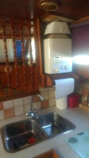 Rinnai gas hot water