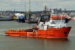 Multi Role ERRV Fifi1 supply capacity towing arrangment