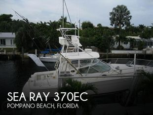 1998 Sea Ray 370EC