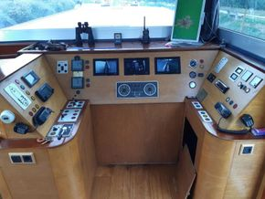 Dutch Barge 27.65 Well equiped liveaboard with TRIWV valid until nov 2023 - Helm