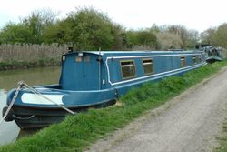 60' Reeves Narrowboat