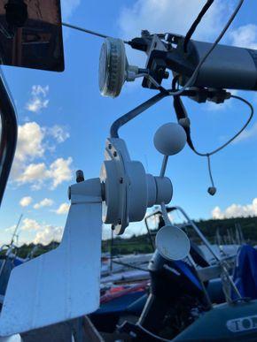 New Wind Instrument & LED Nav Lights