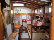 42ft. TRADITIONAL SHPOUNZT CENTRE-BOARD SCHOONER