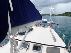 45 ft Steel Sailing Yacht for Sale in Langkawi