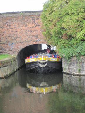 'glory hole' just before Liverpool docks