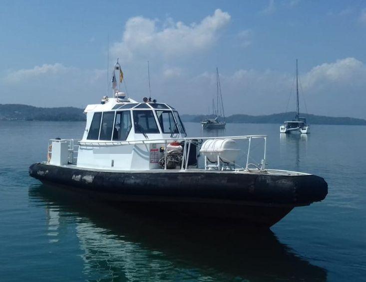 2008 Crew Boat - Crew Boat For Sale